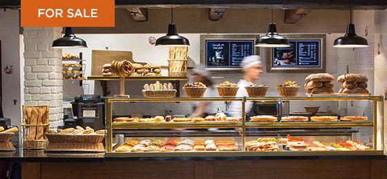 La Jolla/UTC Profitable French Bakery Cafe