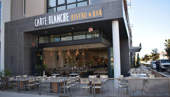 Carte Blanche – Oceanside