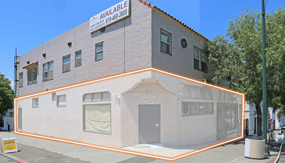 2587 University Ave. – North Park