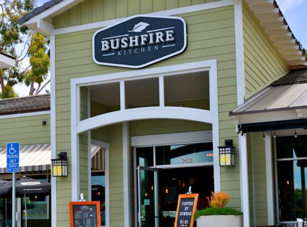Bushfire Kitchen – La Costa & Del Mar