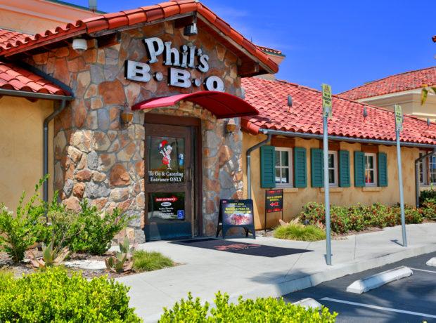 Phil's BBQ – San Marcos