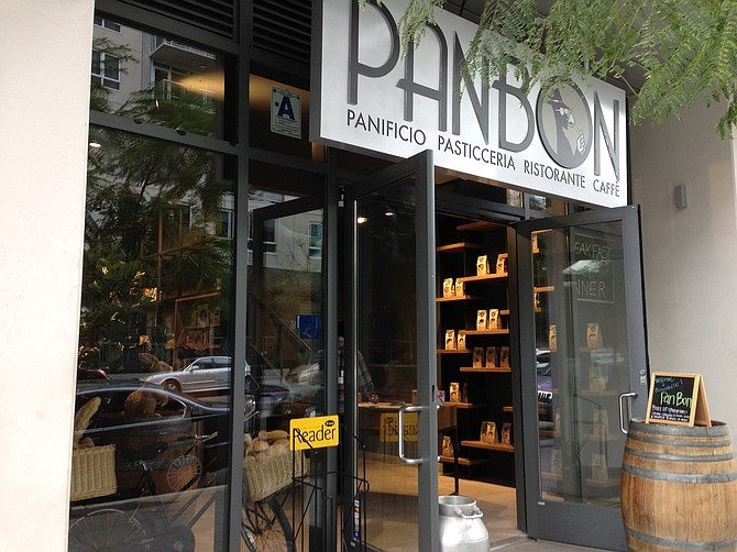 Pan Bon – Little Italy