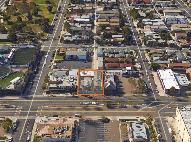 El Cajon Blvd. Development Site – North Park