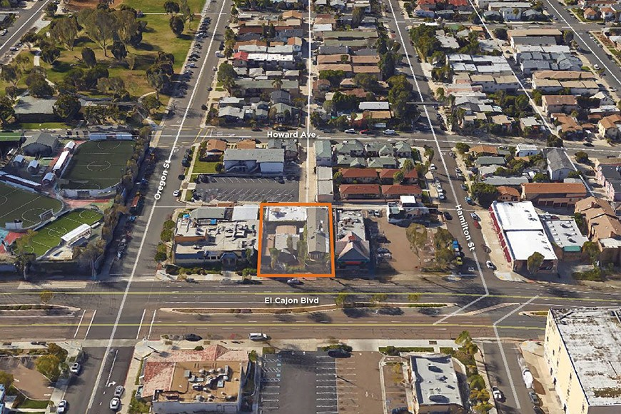 El Cajon Blvd. Development Site – North Park