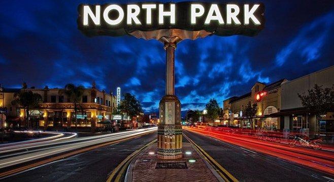 North Park Restaurant w/ 2am Beer & Wine License For Sale