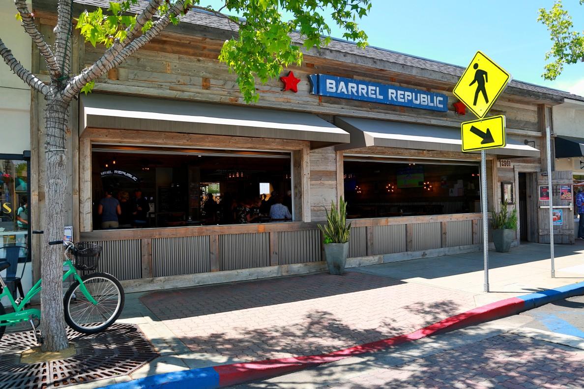 Barrel Republic – Carlsbad & Pacific Beach