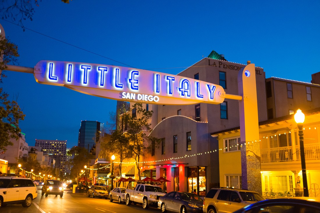 Little Italy Restaurant & Bar for Sale