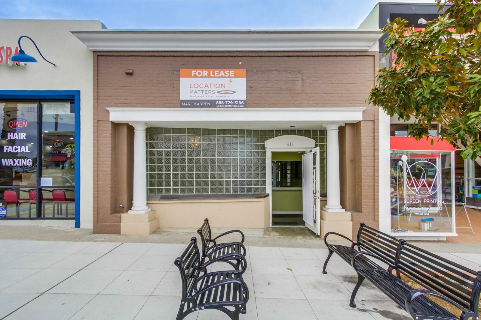 Prime Retail/Office Space in Downtown Oceanside