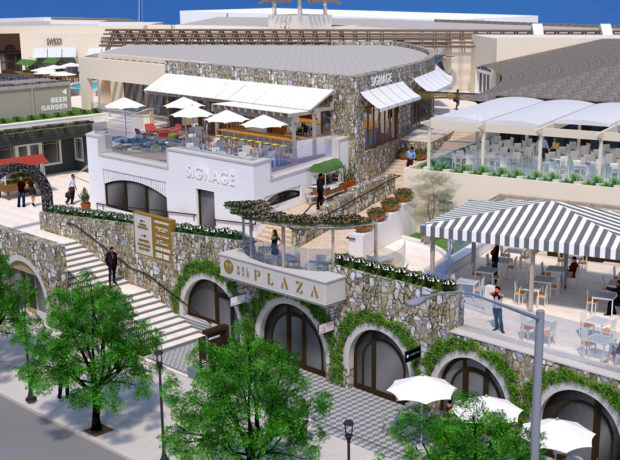 Del Mar Plaza Restaurant and Retail Spaces