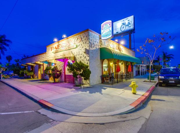 North Park Restaurant & Retail Landmark