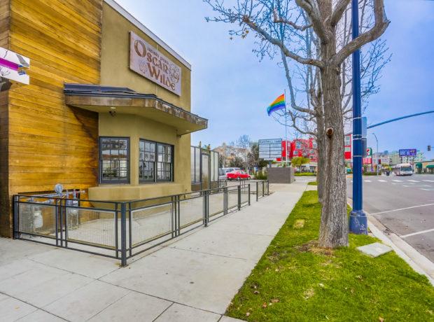 Restaurant/Bar Space on Hillcrest's Main Drag