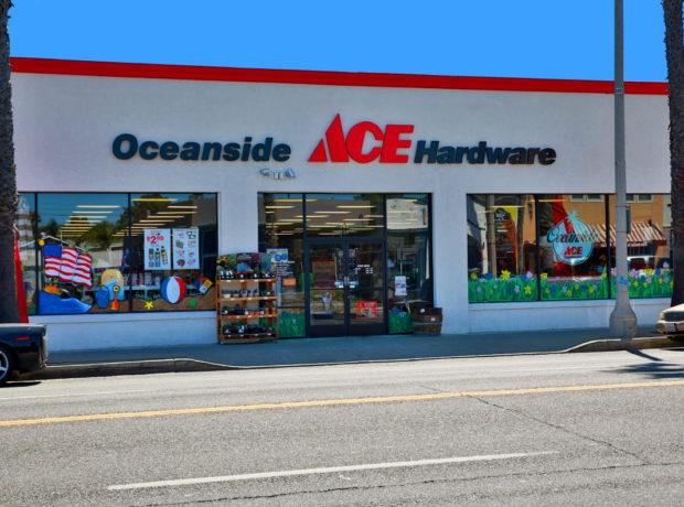 Ace Hardware – Oceanside