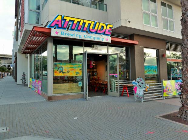 Attitude Brewing – Mercado del Barrio
