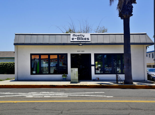 Mostly E-Bikes – Oceanside