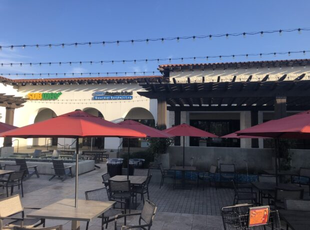 Fully Fixturized Rancho Bernardo Restaurant