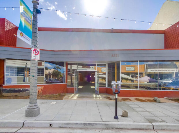 Retail Building For Sale in Downtown La Mesa